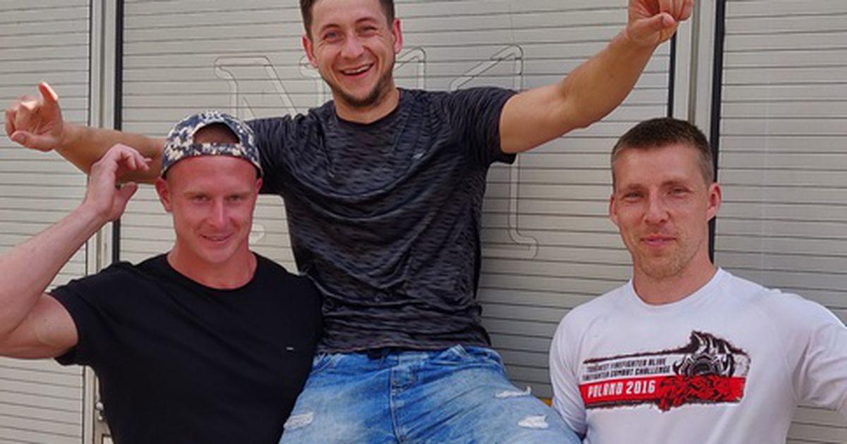 Tõrva komando mehed võtsid kutsemeistrivõistlustel kolmikvõidu