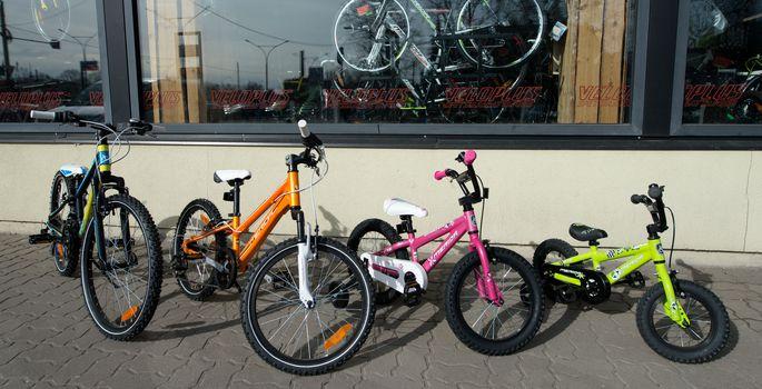 177bb122d1f Ratast ostes tuleb lähtuda lapse pikkusest - Kaup ja teenus - Tarbija