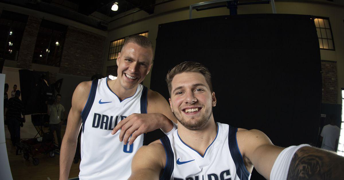 Video: Doncic ja Porzingis panid Dallases korraliku peo püsti
