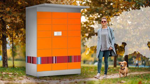 Lääneranna katsetab uudseid postiautomaate