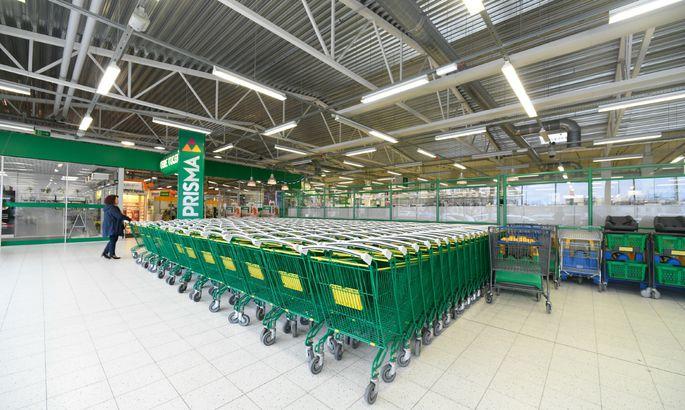 0cb112549f7 Prisma avab Tartus ööpäevaringselt Sõbra hüpermarketi - Kaup ja ...