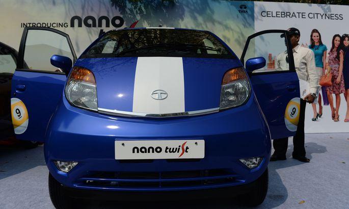 b400af72741 Tata Motors kogus kuulsust maailma soodsaima auto Tata Nano müügile  paiskamisega.