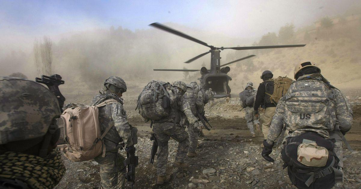 USA ametnikud valetasid aastaid Afganistani sõja võidulootuse kohta