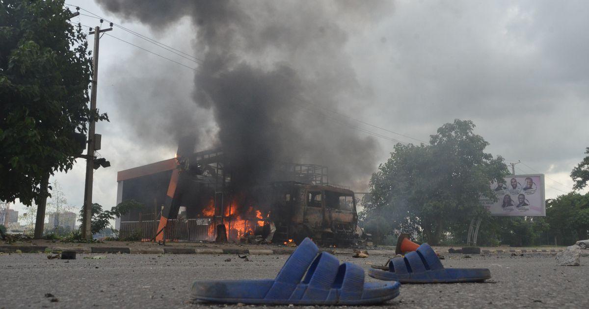 Nigeeria meeleavaldusel tapeti vähemalt kaheksa inimest