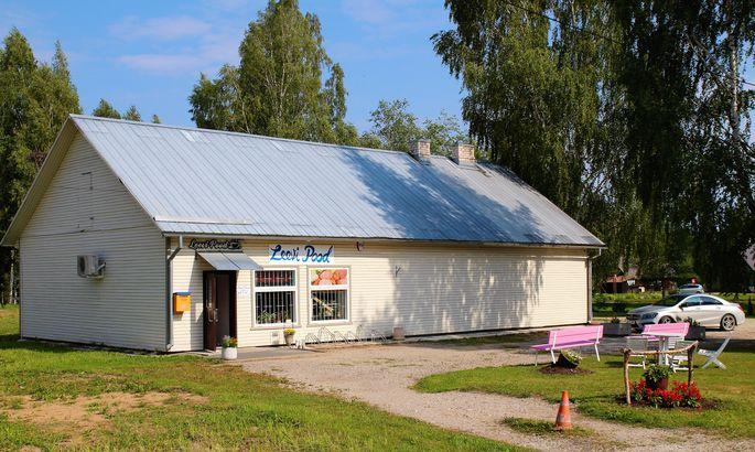 ea86ae00f09 Leevi küla kogukonna aktiivsed liikmed Riho ja Aire Ilves-Luht võtsid  eelmise aasta juunis Leevi poe majandamise üle pärast Põlva tarbijate ühistu  otsust ...
