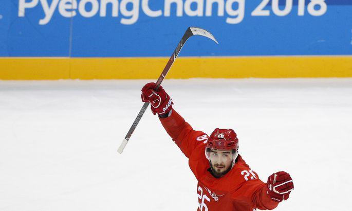 Российский хоккеист Вячеслав Войнов сможет вернуться в НХЛ в январе будущего года