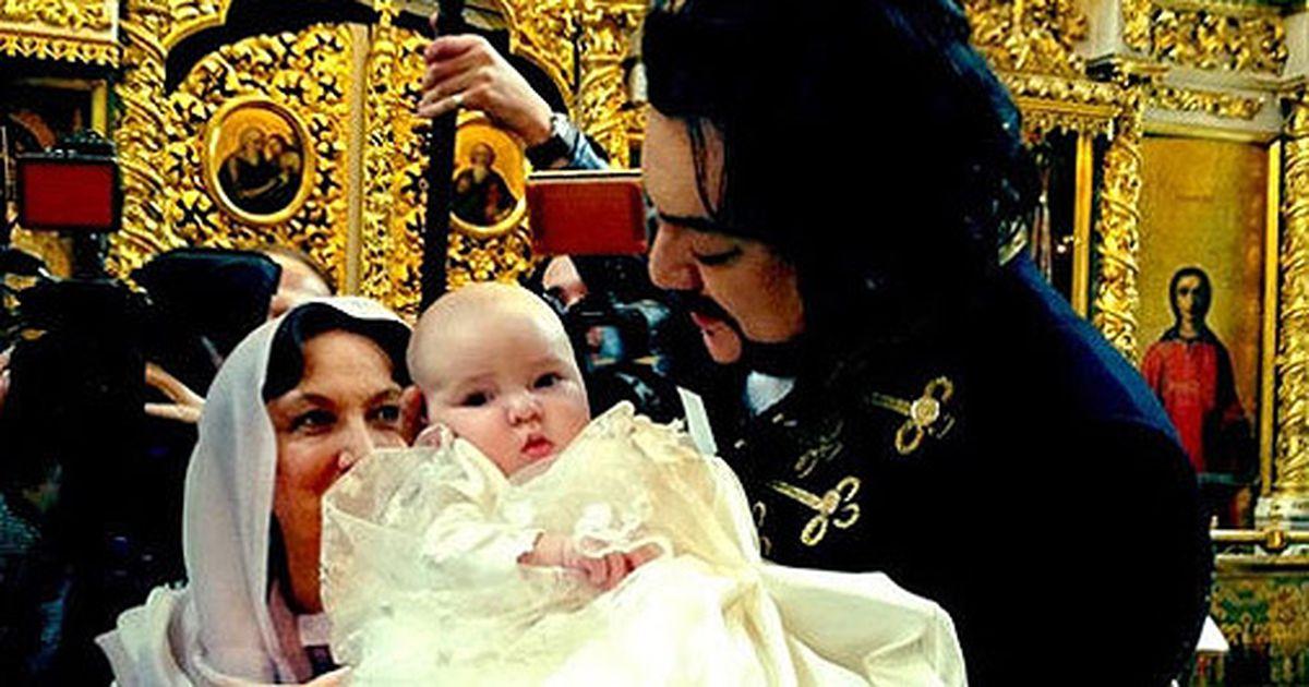 Фото невесты сына михаила гуцериева отметил, что