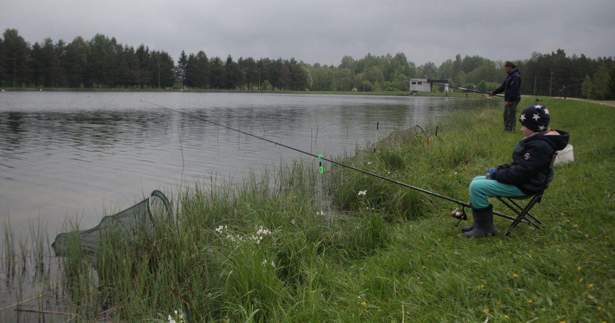 Naised ja lapsed tõmbasid kalapüügivõistlusel suurema saagi välja kui mehed