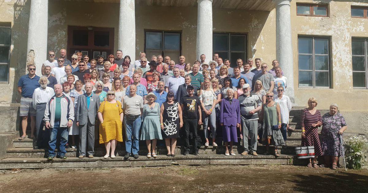 Karinu küla ja kooli rahvas sai kokku