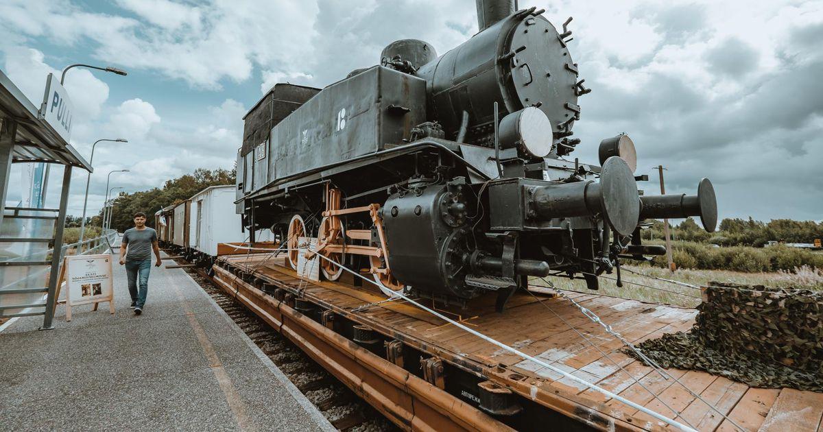 Galerii: Wabadus peatus Pulli rongijaamas