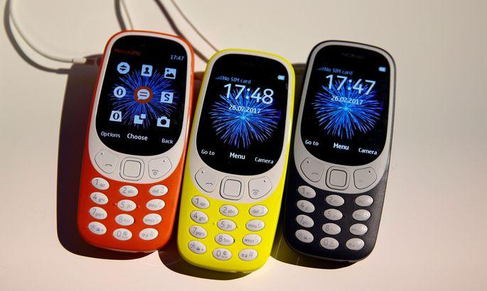 b745f3e9629 Kultustelefon Nokia 3310 paiskus täna müügile, väike Eesti jäeti aga ...