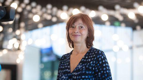 Terviseameti nakkushaiguste seire ja epideemiatõrje osakonna nõunik Irina Dontšenko
