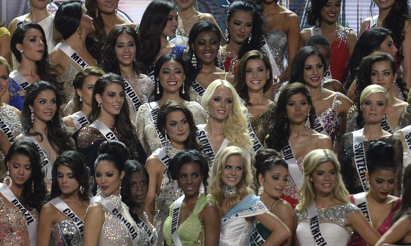 This Woman Is The First Openly Gay Contestant In Miss Universe History