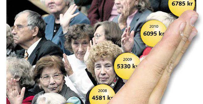 976e27a2d85 Aprillikuu toob eakatele viimaste aastate suurima pensionitõusu ...