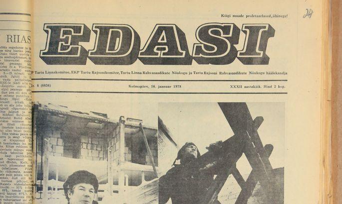 ad8b9089a1b Edasi 1984. aastal: tartlased leinavad - Arvamus