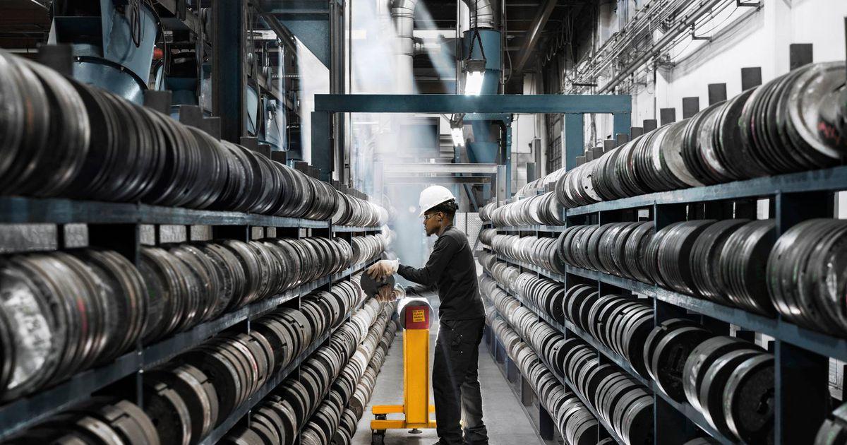 Hiiglaslik alumiiniumitööstus läks küberründe tõttu käsijuhtimisele