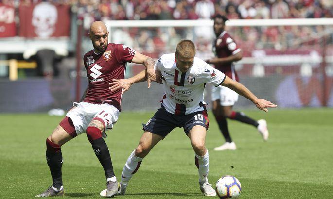 b7068681d6e Cagliari andis Ragnar Klavani vigastuse kohta infot - Jalgpall ...