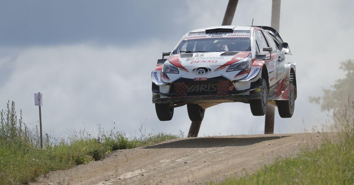 Otseblogi ja galerii: Tänak näitas Rally Estonia kvalifikatsioonikatsel tagasihoidlikku kiirust