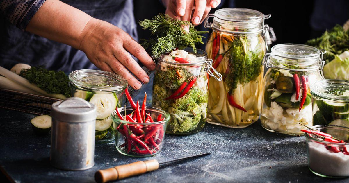 Kuidas toitu vaevata hapendada ja kauem säilitada?