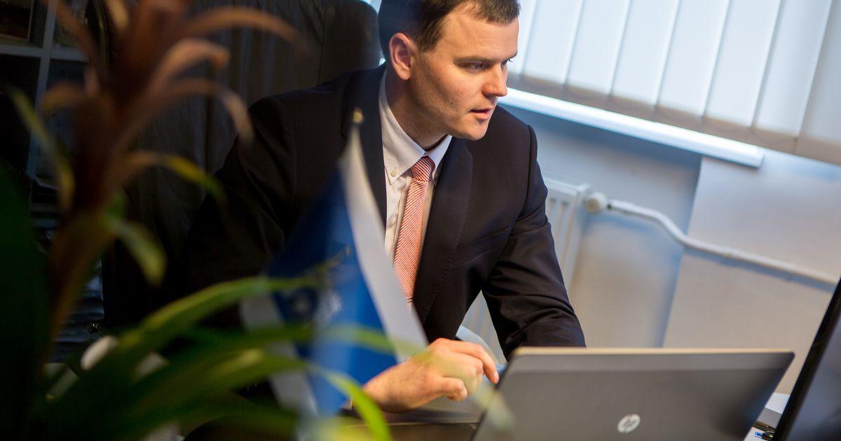 MADIS KALLAS: Tahame Läti-liiniga edasi minna!