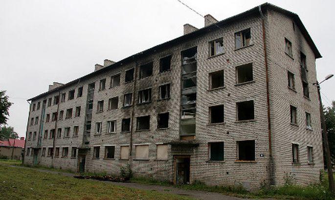 270416e7054 Selles Soo tänav 8 asuvas mahajäetud hruštšovkas on toimunud mitmeid  põlenguid. Viimati ööl vastu reedet.