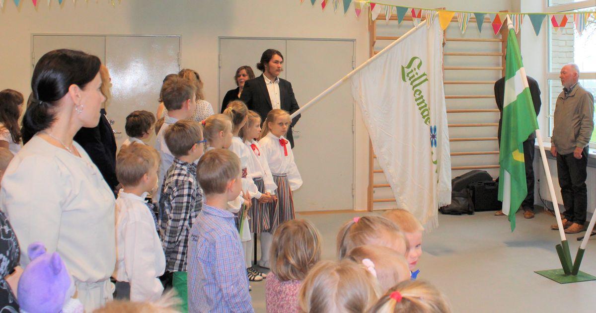 Lüllemäe põhikool tähistas 55 aasta juubelit