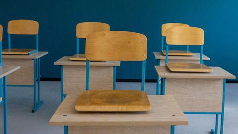 Nii mõnigi klassiruum on koroona tõttu tühjaks jäänud.
