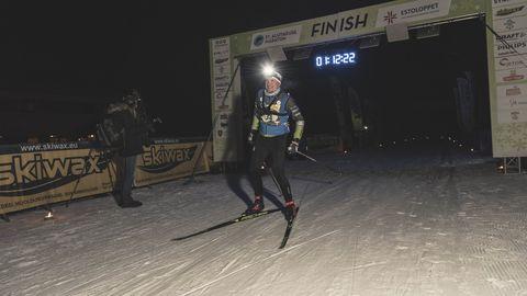 22. Alutaguse maraton stardib täna Öömaratoniga