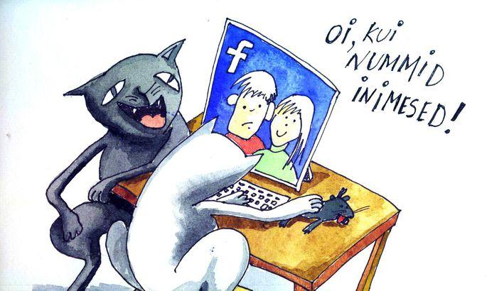 eae42de80fc Lapsevanemad postitavad oma võsukestest fotod Facebooki, sageli ei mõelda,  millised tagajärjed võivad sellega kaasneda. Kes ja kui paljud seda  jäädvustust ...