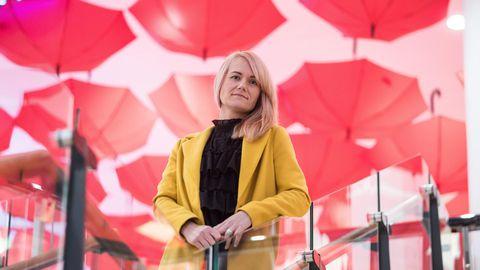 Verevähile isa kaotanud Katrin Emmus tõdeb, et haige lähedased peavad hoolitsema ka enda tervise eest, et mitte läbi põleda. Septembris ripuvad Solarise keskuses verevähi teadlikkuse kuule tähelepanu juhtivad punased vihmavarjud.