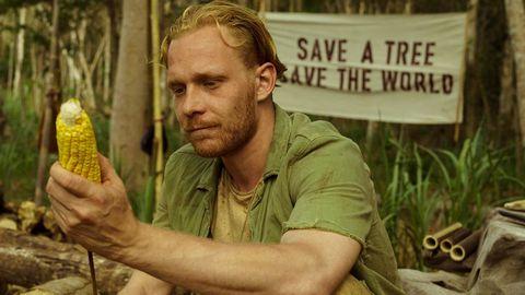 Pääru Oja filmis «Jõulud džunglis»