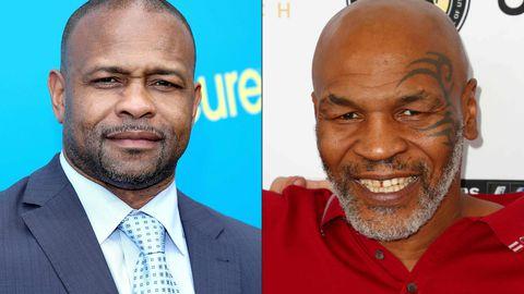 Poksilegendid Tyson ja Jones jr hakkavad ringis vanu aegu meenutama