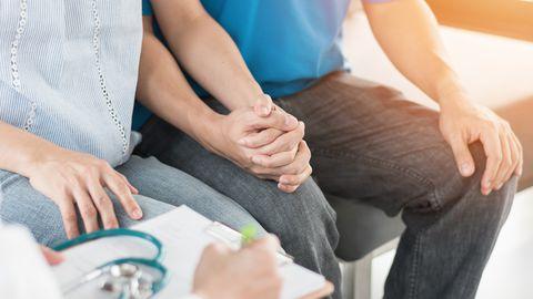 Eesti Meditsiinilise Sünniregistri andmetel sündis 2018. aastal kehavälise viljastamise abil 444 last, mida on 14 lapse võrra rohkem kui aasta varem.