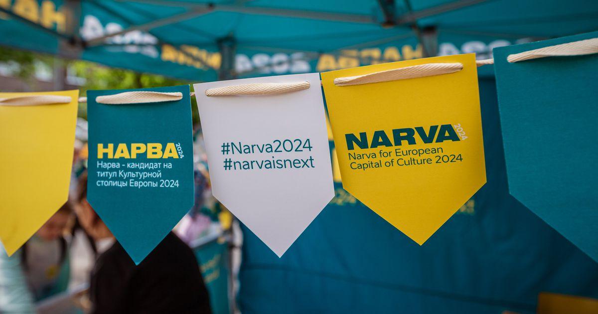 97d740c4225 Narva sai valmis Euroopa kultuuripealinna kandidatuuriraamatu - Uudis.eu