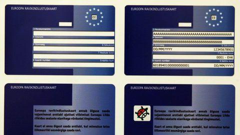 Euroopa ravikindlustuskaart