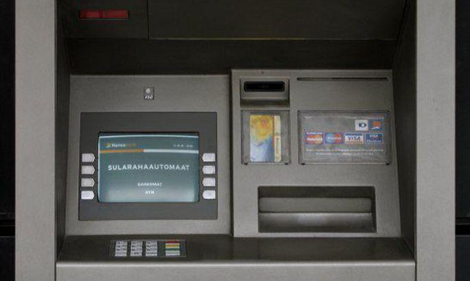 88f01b584b4 Pangaautomaat pettis klienti 5000 krooniga - Arhiiv - Postimees ...