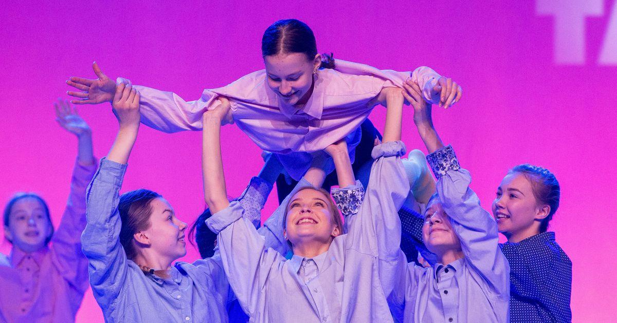 Galerii: Pärnu tantsurühmad säravad Koolitantsu finaalis