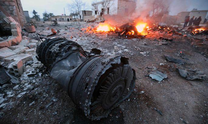 В МИД РФ назвали дезинформацией сообщения о сотнях погибших россиян от авиаудара в Сирии