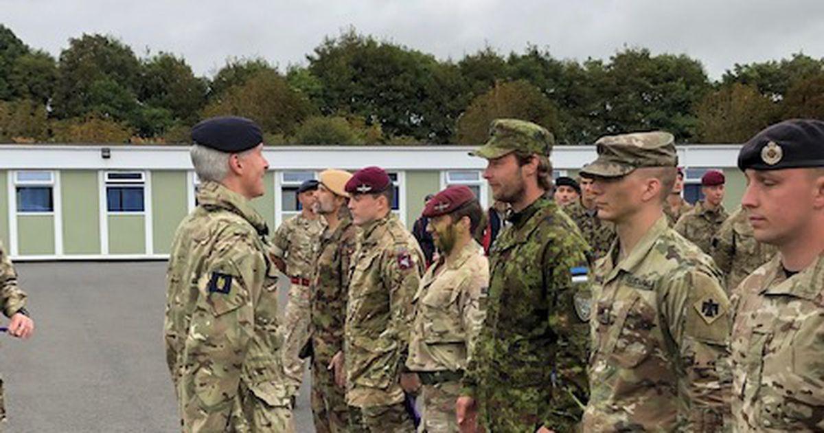 Järvakad võitsid mainekal Briti militaarvõistlusel kulla