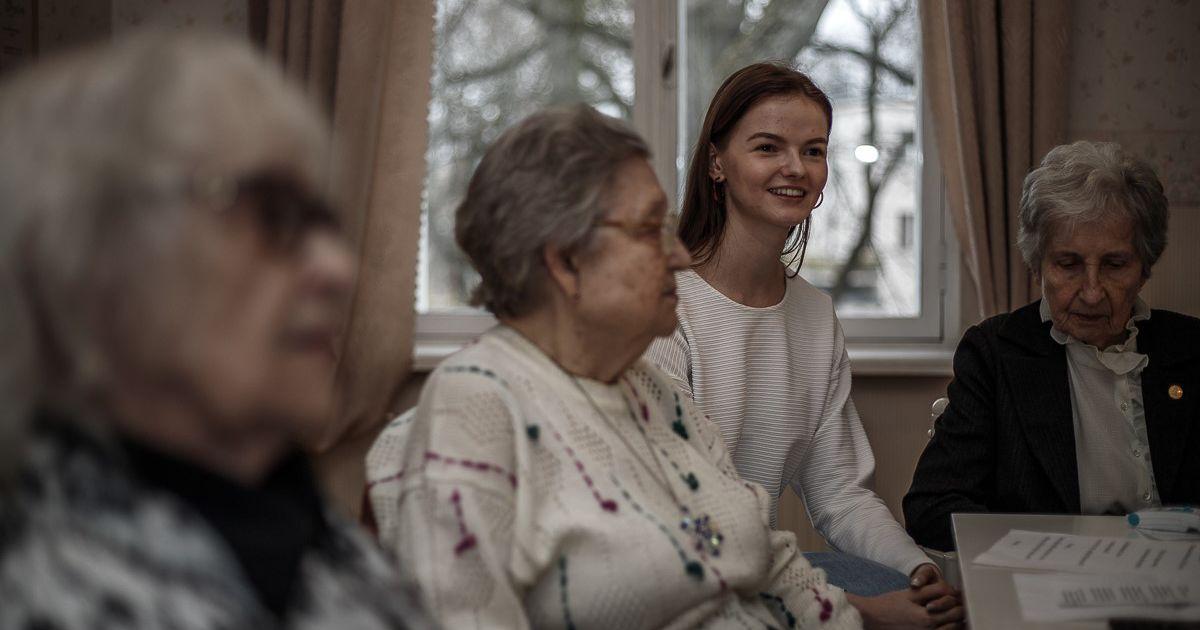 Kristiines otsitakse elurõõmsa vanaduspõlve võtit