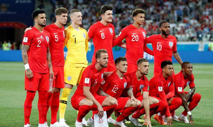 7676998efc4 Inglismaa alustas MMi vähekogenud mängijatega - Uudised - MM 2018 ...