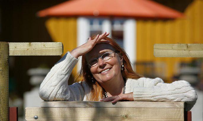 aa6340eda60 Epp Maria tõdeb, et ehkki pärit Lõuna-Eestist, on ta lapsest saati  unistanud merest. Nägi isegi ammu-ammu unes, et tal on maja mere ääres.