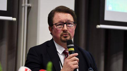 THL-i direktor terviseohutuse juht Mika Salminen.