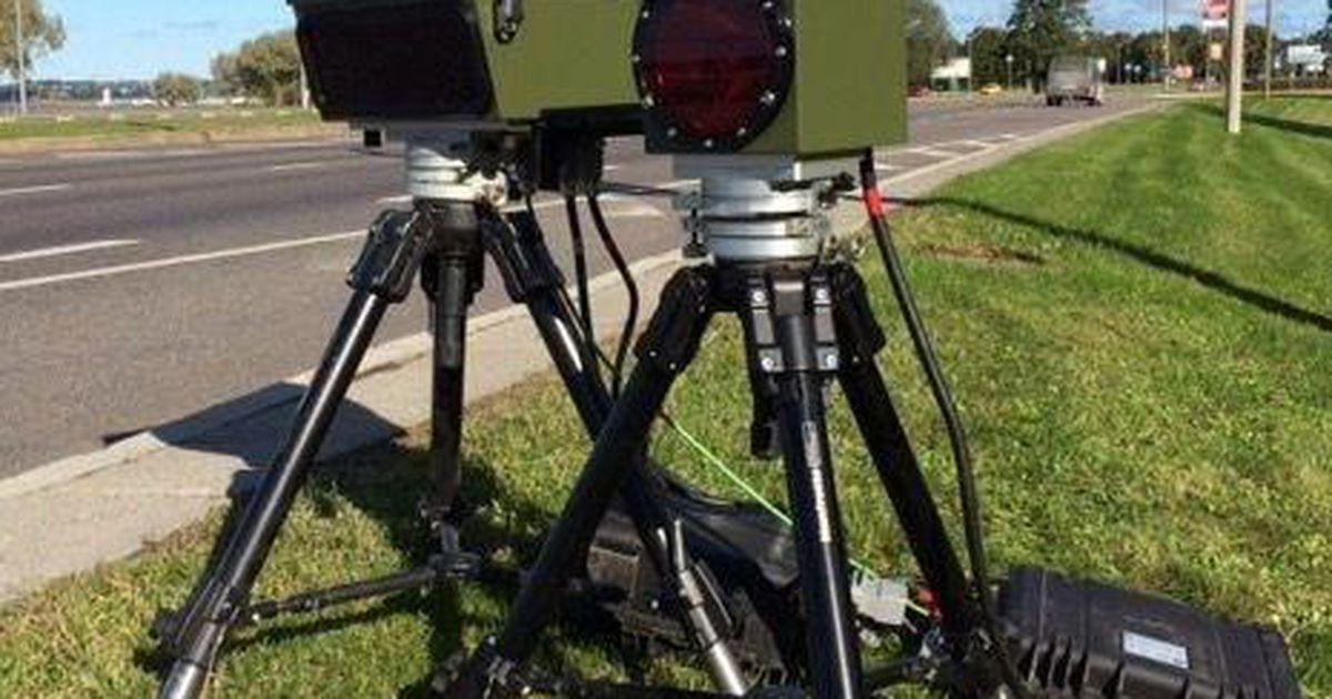 Teisaldatavate kiiruskaamerate vaateväljas sai nädalaga trahvi 360 juhti