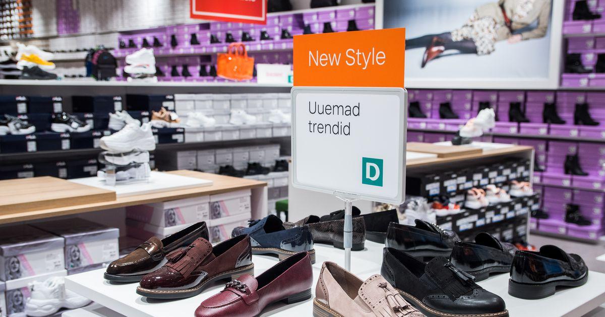 Euroopa suurim jalatsikett avas Eestis teise poe