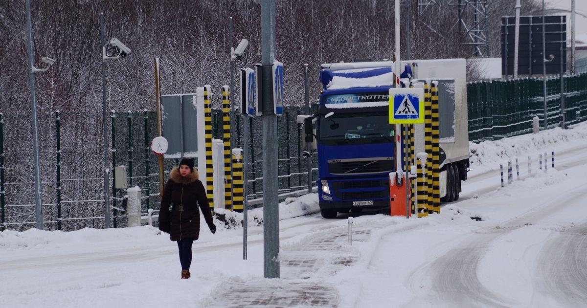 Piirilt saadeti tagasi 7 Vene kodanikku
