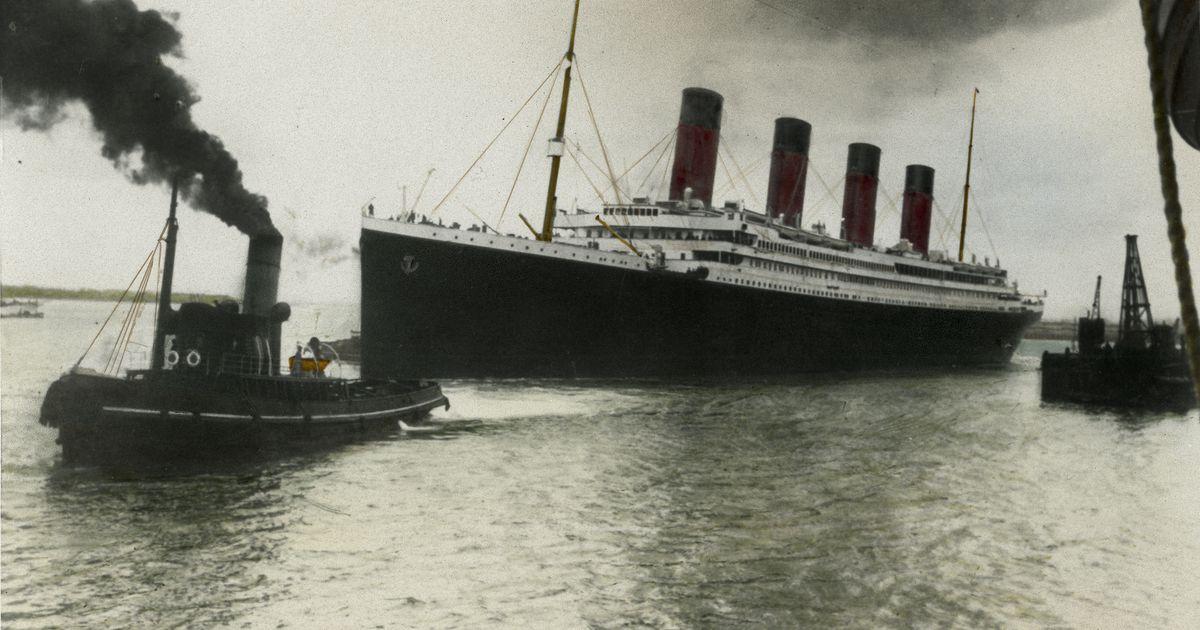 Titanicu haldajad tahavad telegraafiaparaadi pinnale tuua, Briti võimuesindaja peab seda piraatluseks