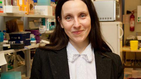 Tartu Ülikooli inimese geneetika professor Maris Laan