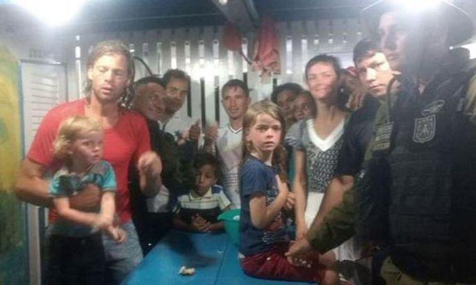 23b81f56155 Video: USA pere jäi piraadirünnakus ellu ja põgenes läbi Amazonase ...