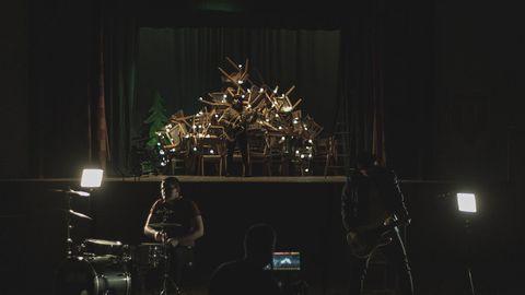 Sibyl Vane'i muusikavideo viib vaataja Jämejala psühhiaatriahaiglasse
